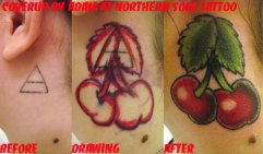 cherry cover up